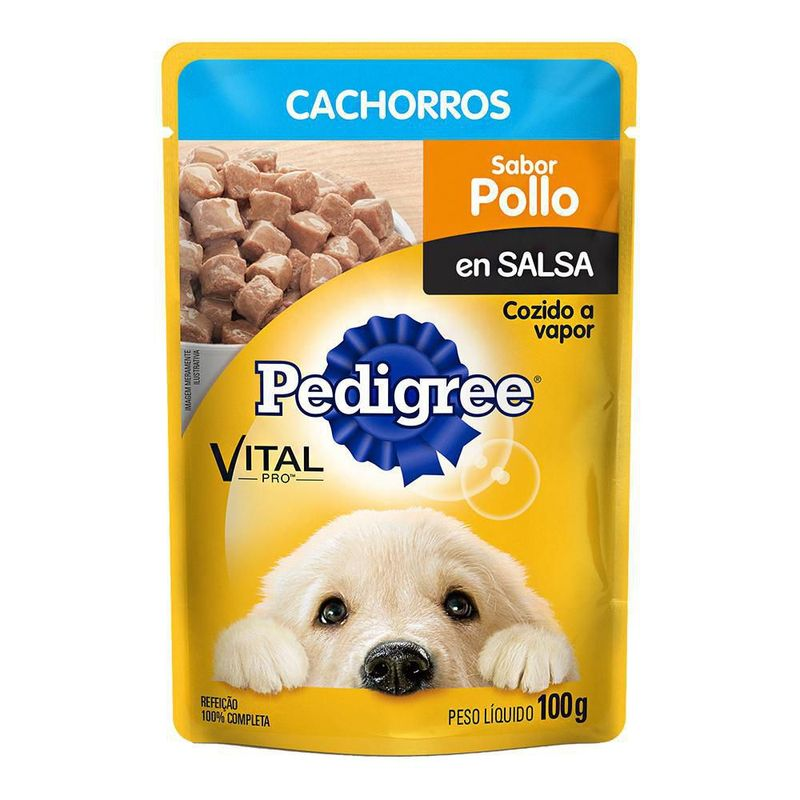 Pouche-Para-Perros-Cachorros-Sabor-A-Pollo-X-100-gr-15243_a